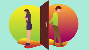 Does divorce change your personality?