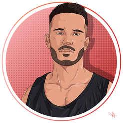 Portrait de Jordan