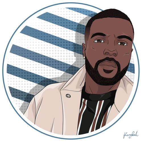 Portrait de Malik