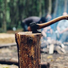 Woodchopping