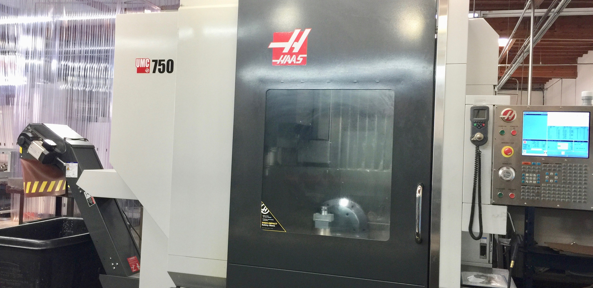 Hass 5 Axis Machining Centers