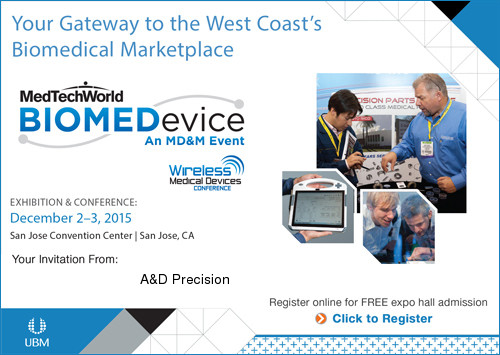 Don't Miss the BIOMEDevice Show!