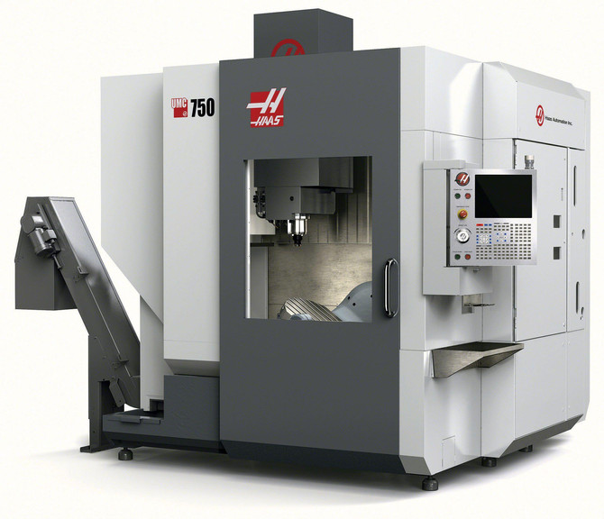 A&D Precision Inc. l Lean Manufacturing l Check out our New 5-Axis Machine!