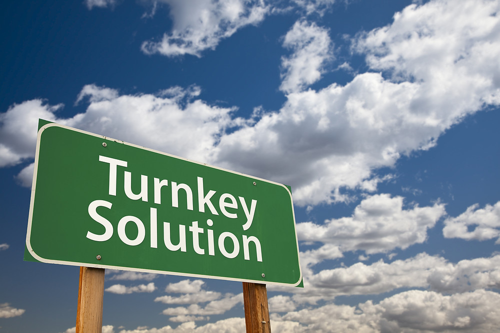 Turnkey Manufacturing Solution