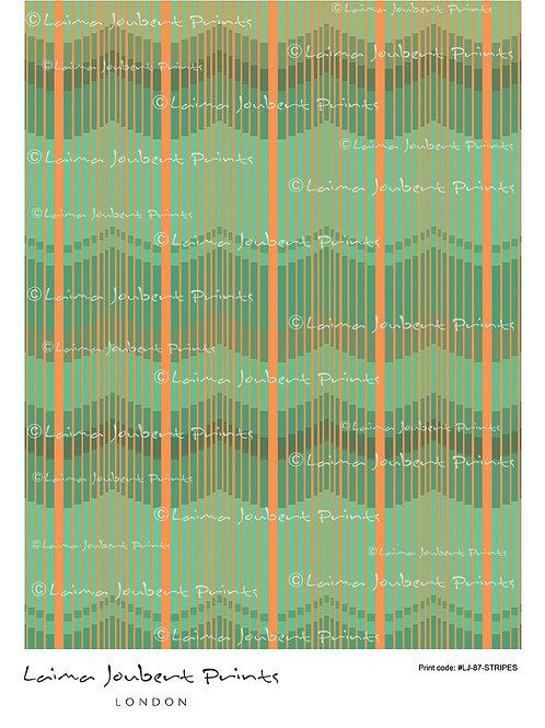 Art Deco Stripes