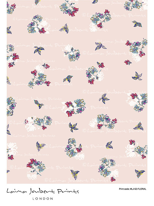 Floral Ditsy Pattern