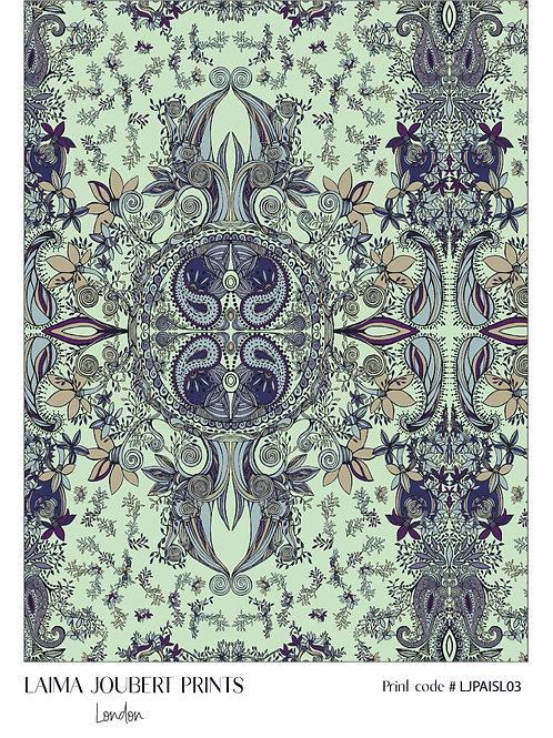 Paisley Print
