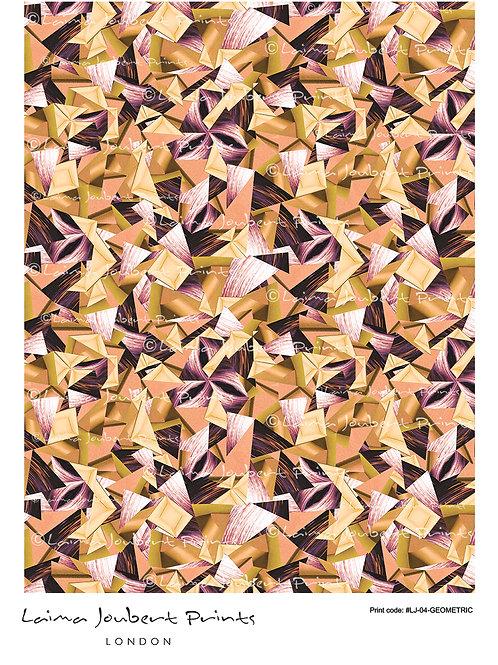 Sharp Shapes Pattern