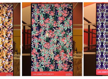 Premiere Vision, Paris featured patterns          Laima Jouberts Prints London