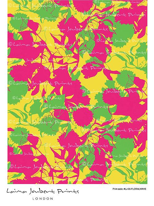 Flower Weave Pattern