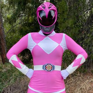 Pink Ranger Character