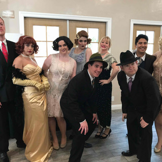 Gatsby Murder Mystery Party
