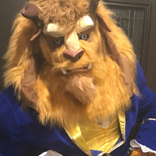 Story Book Beast Party Character