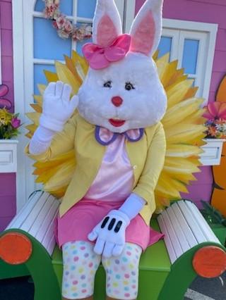 Female Easter Bunny