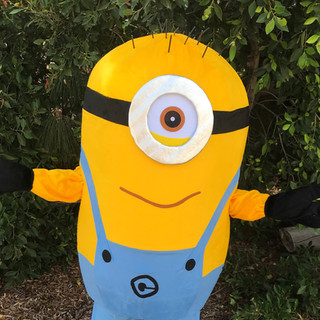 Minion Party Character Entertainment