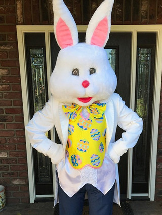 Tux Easter Bunny