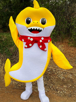 Baby Shark Character