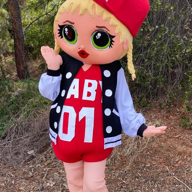 LOL Doll Baby