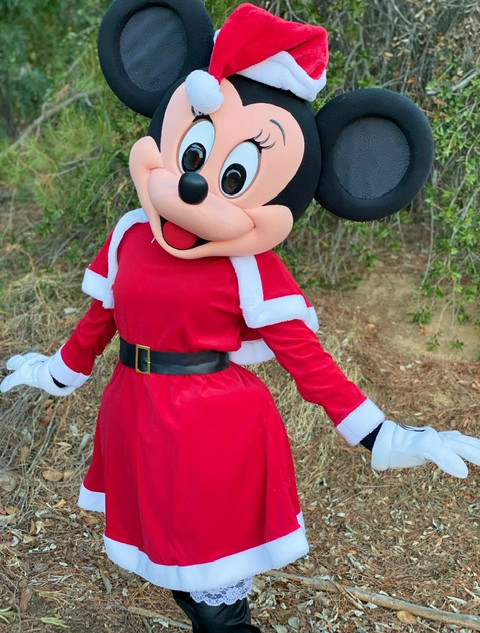 Holiday Mrs. Mouse