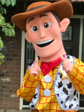 Woody Toy Story Party Character