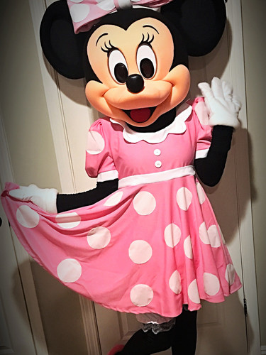 Pink MInnie Mouse
