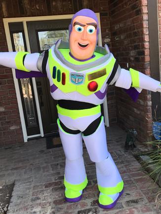 Toy Astronaut
