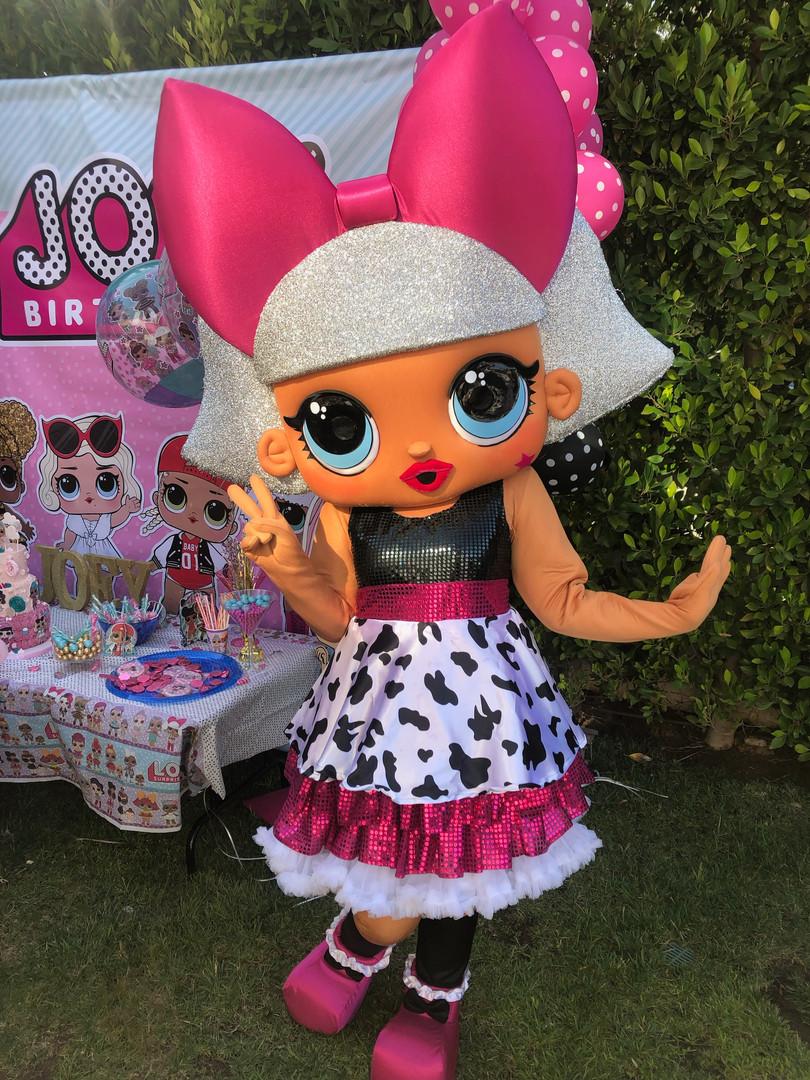 LOL Surprise Diva Doll