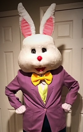 Male Easter Bunny