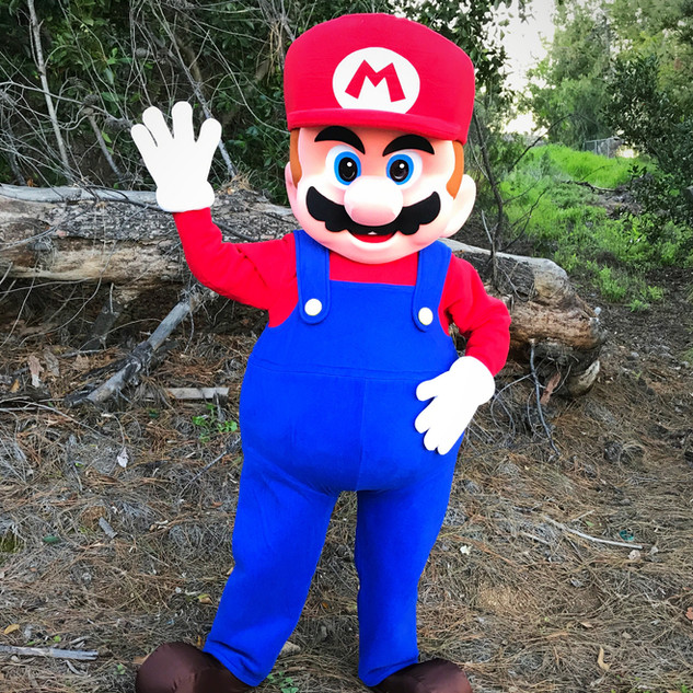 Super Mario Party Character