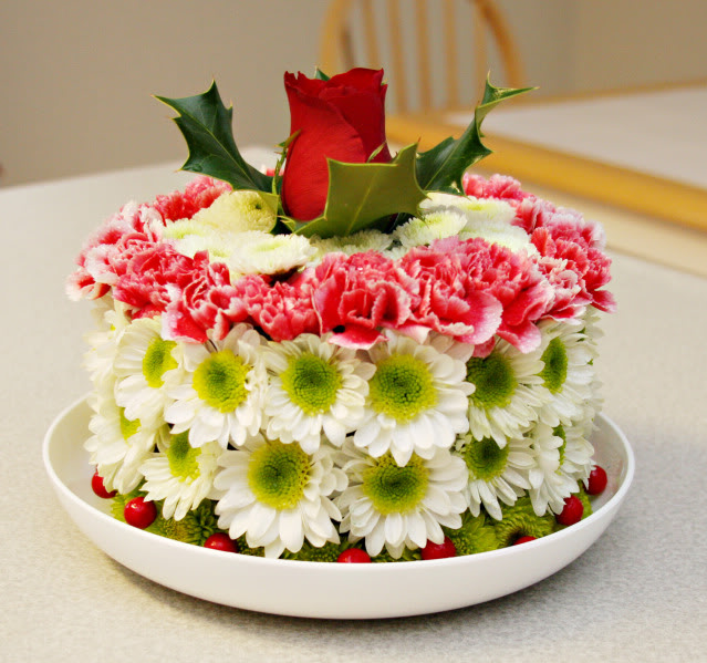 beautiful-flower-birthday-cake