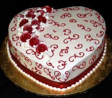 Valentine Cake - COV 751