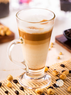 Roasted Hazelnut coffee