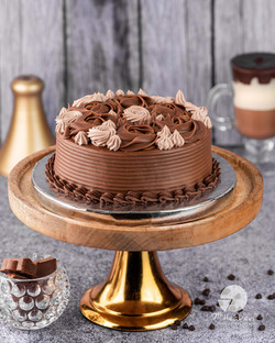 Chocolate Truffle Cakes