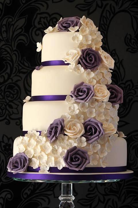wedding 3 tier