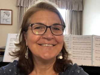 Kathy Bayley:  My musical journey: