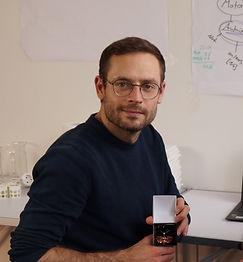 Sascha Rose CEO ROKO Farming