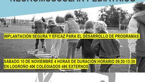 """FORMACIÓN 2018-2019: """"BASES TEÓRICO-PRÁCTICAS PARA EL DISEÑO DE UN PROGRAMA DE ACONDICIONAMIENT"""