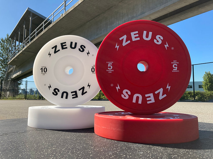 Zeus Technique Bumper Plates