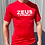 Thumbnail: Zeus Fitness Performance T-Shirt