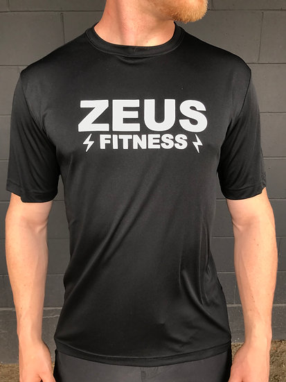 Zeus Fitness Performance T-Shirt