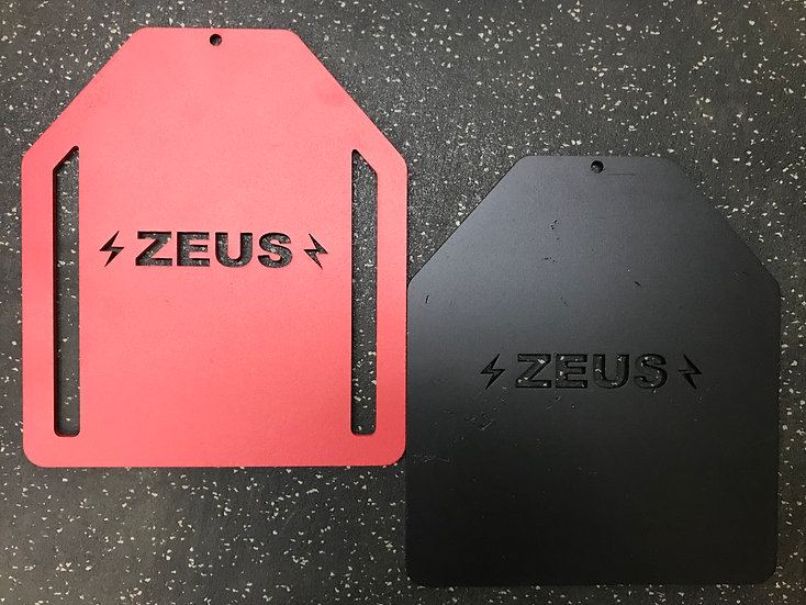 Zeus Thunder Tactical Plates