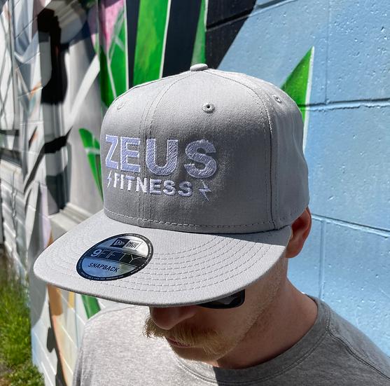 Zeus Fitness Snapback Cap