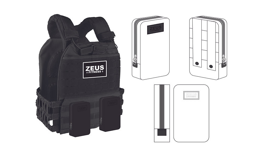 Zeus Thunder Accessory Pocket