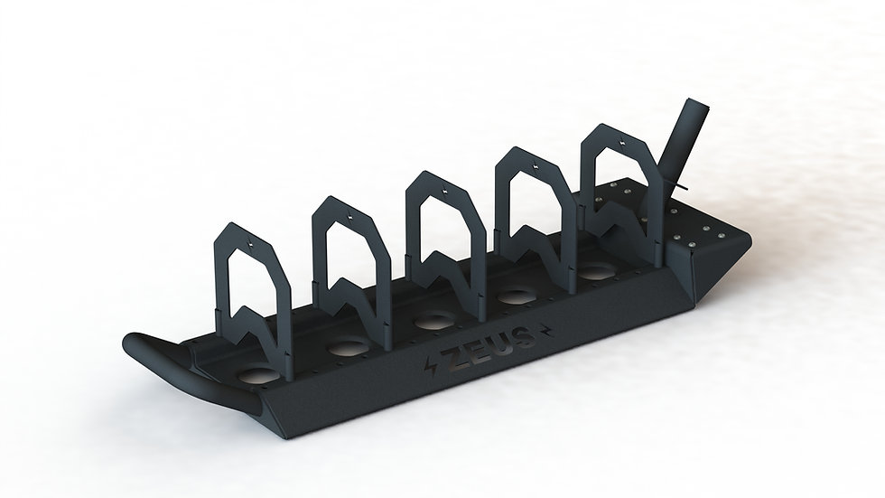 Zeus Olympus Plate Storage Rack