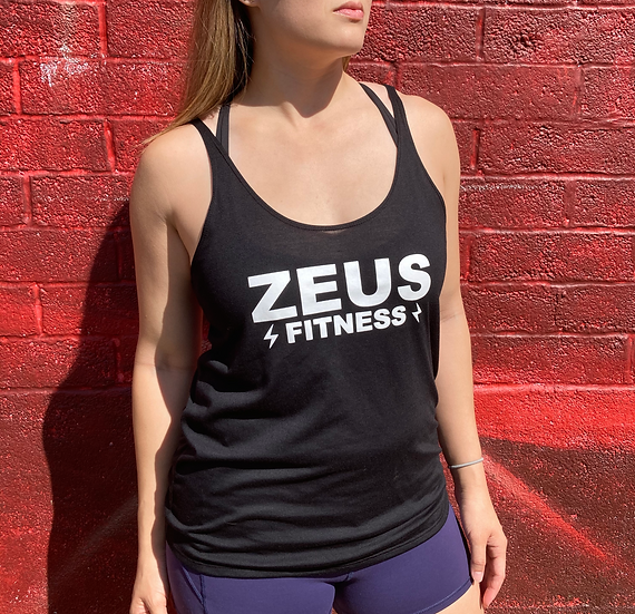 Zeus Fitness Slouchy Tank
