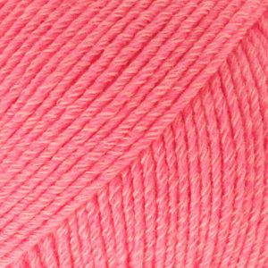 Drops COTTON MERINO - 13 - coral