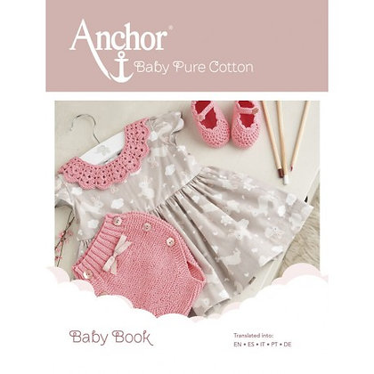 Baby Book Anchor