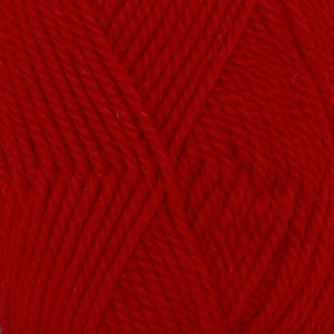 Drops NEPAL UNI COLOUR - 3620 - rojo / red
