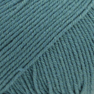 COTTON MERINO - 26 -  azul tempestad / storm blue