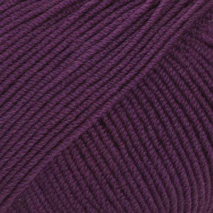 Drops BABY MERINO - 35 -  morado / dark purple